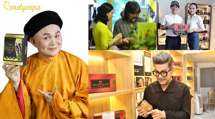 Nghệ sỹ Xuân Hinh, Đạo Diễn Phạm Hồng Sơn sử dụng sản phẩm Mailands